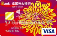 光大�y行�光信用卡�y�白金卡(VISA)