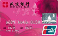 盛京銀行玫瑰麗人信用卡