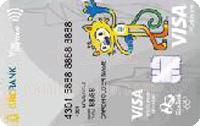 廣州農商VISA卡版(奧運珍藏版)