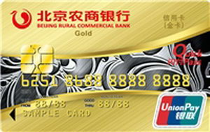 北京�r商�y行�P凰信用卡(金卡)