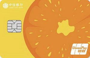 中信�y行�卡萌物卡-元�獬� 金卡(�y�)