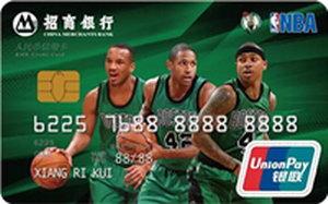 招商銀行NBA球星信用卡-凱爾特人 金卡(銀聯)