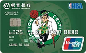 招商�y行NBA球�信用卡-�P��特人 金卡(�y�)