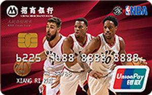 招商銀行NBA球星信用卡-猛龍 金卡(銀聯)