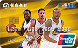 招商銀行NBA球隊信用卡-騎士 金卡 銀聯