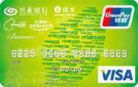 �d�I�y行芒果旅行信用卡 VISA普卡