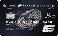 上海銀行銀河證券聯名信用卡